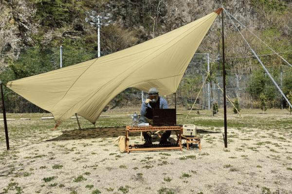 川治温泉薬師の湯キャンプ場